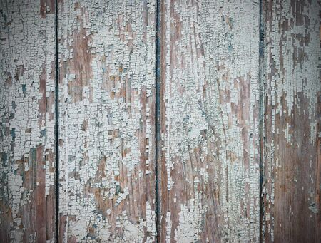Old painted wood background photo