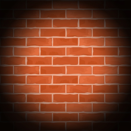 Old brick wall Stock Vector - 14897743