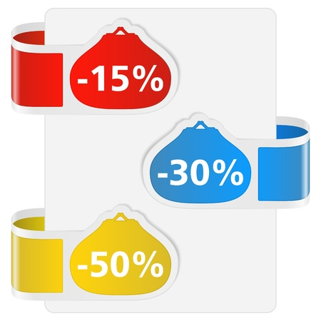 discount tag: Labels for discount