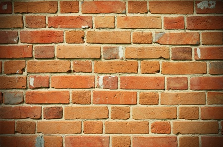 Old brick wall Stock Photo - 15360714