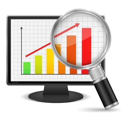 increase diagram: Bar Graph Illustration