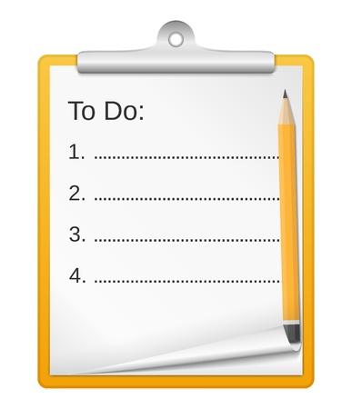 todo: Clipboard with todo list