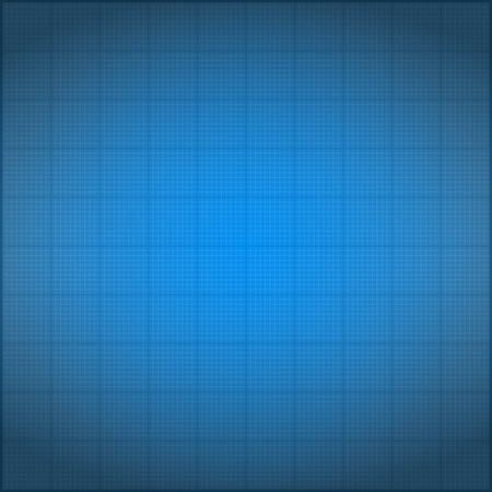 vignetting: Blueprint background with vignetting