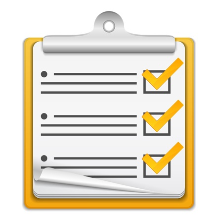 Check list icon Stock Vector - 16760008