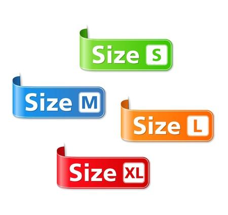 xs: Size Labels