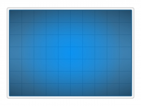 blank papers: Blueprint Paper Illustration