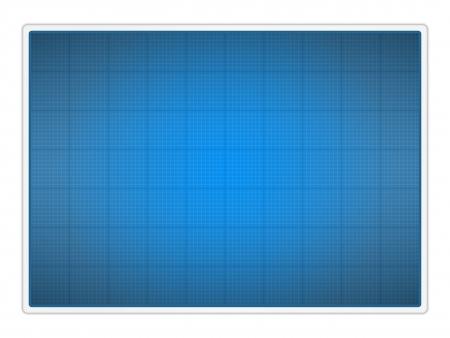 graph: Blueprint Papier
