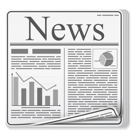 newspapers: Krant Icoon