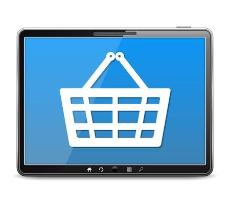 E-Commerce Stock Vector - 19912857