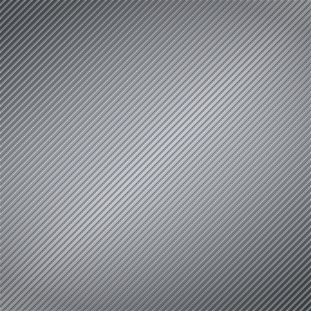 durable: Abstract metal striped background