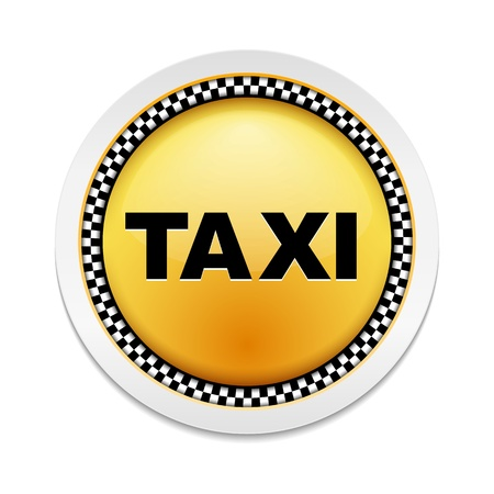 new york taxi: Taxi Sign