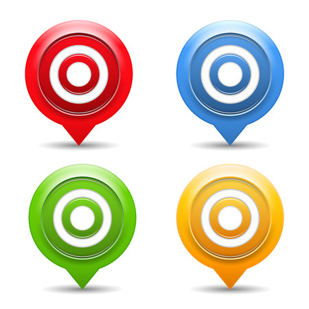 Targets Stock Vector - 23649948