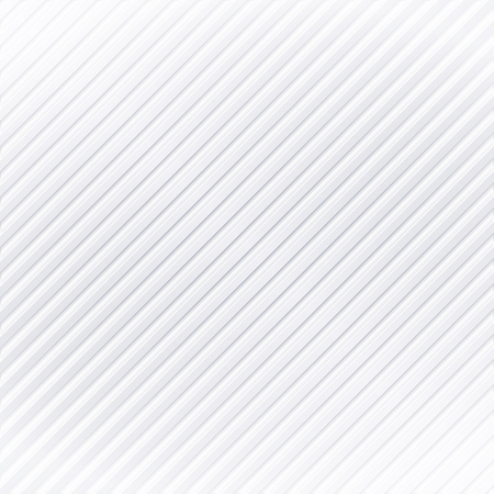 Abstract white striped background Vector