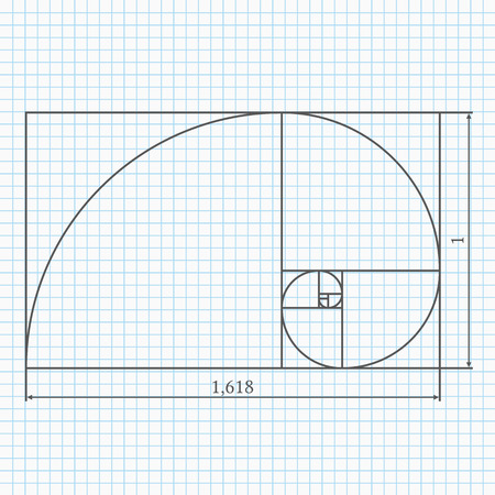 golden ratio: Section d'or