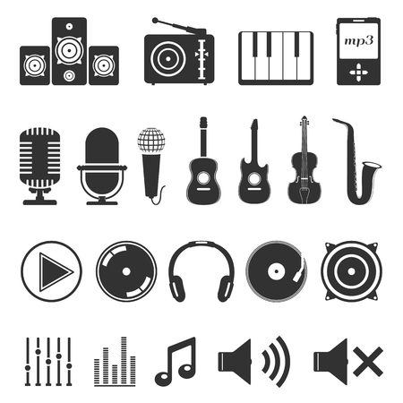 speaker icon: Music Icons