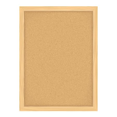 a bulletin board: Vertical bulletin board
