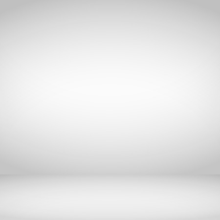 Empty light studio background