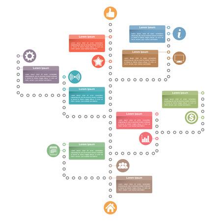 diagrama de arbol: Árbol plantilla de diagrama