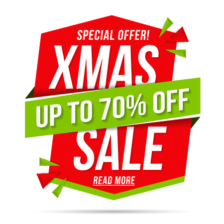 Christmas sale, special offer