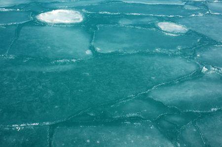 Ice field Stock Photo - 4708080
