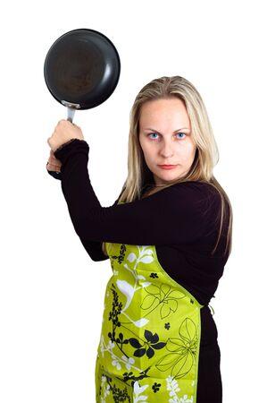 Angry Woman Stock Photo - 14083216