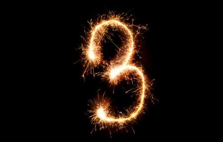 0 1 year: anniversary number three