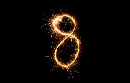 0 1 year: anniversary number eight