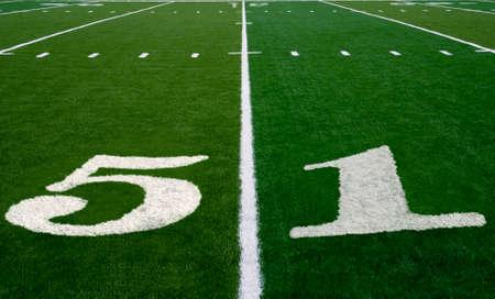 Symbolizing Super Bowl 51 in 2017