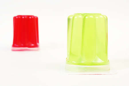 colored gels: colored gels Stock Photo