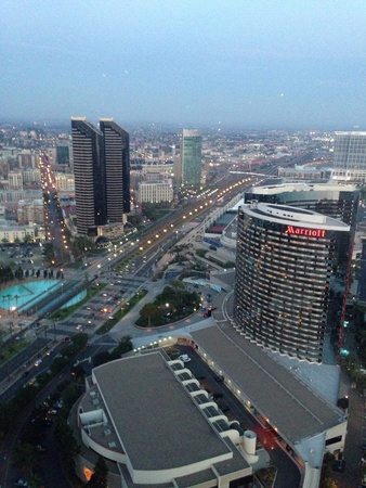 San Diego city view 版權商用圖片