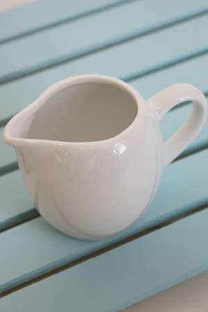 pitcher: glass pitcher