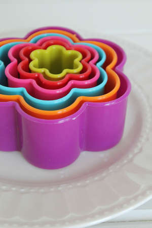 cookie cutters: flower cookie cutters