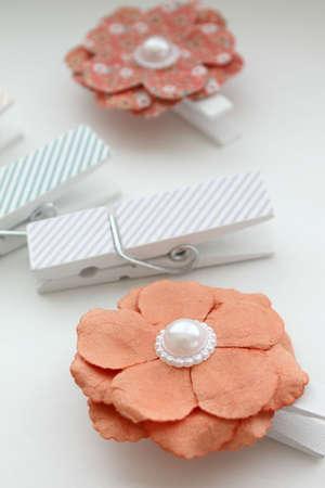 clothes pins: decorative clothes pins