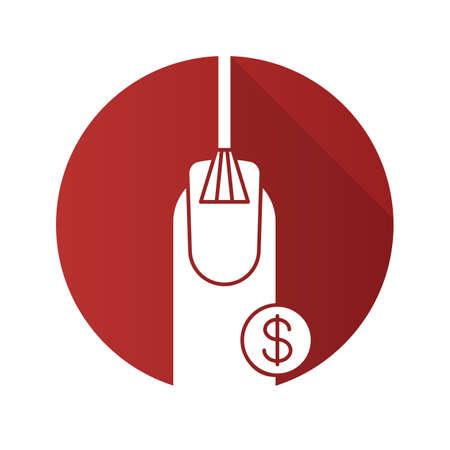clip art cost: Nail salon services prices flat design icon