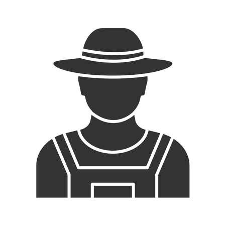 Icona del glifo contadino.