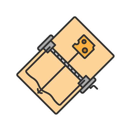 Mouse trap icon