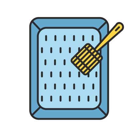 Litter box icon
