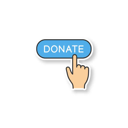 Donate button click patch.