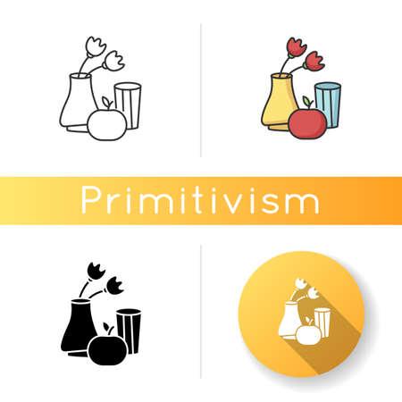 Primitivism icon