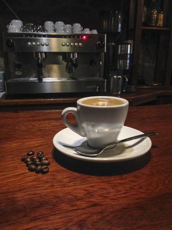 Copo de café Foto de archivo - 93237101