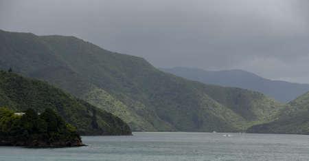 マールボロ ・ サウンド、ニュージーランド