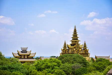 bagan: Ancient Pagoda Bagan, Myanmar