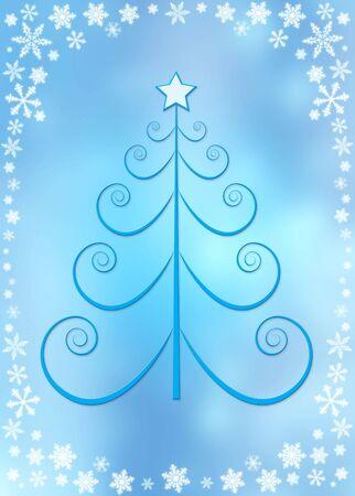 Christmas tree Stock Photo - 280986