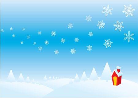 Winter day Stock Photo - 280984