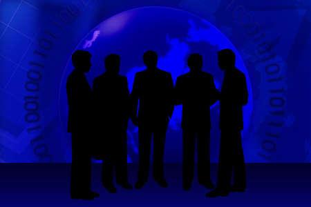 Business, conceptual image photo