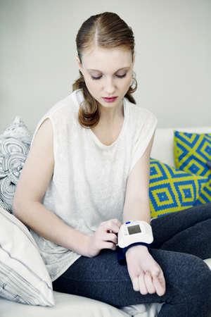 Blood Pressure,Woman LANG_EVOIMAGES