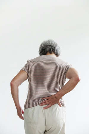 Lower Back Pain In Elderly Pers