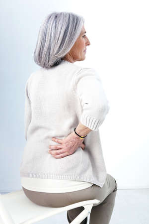 Lower Back Pain In Elderly Person