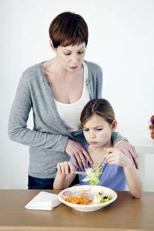 Child Eating A Meal LANG_EVOIMAGES