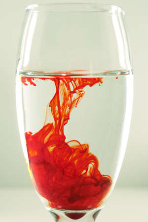 Blood Mixing in a Cup